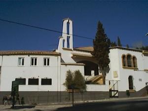 Colegio Cristo de la Yedra en Granada