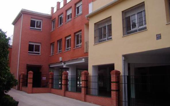 Colegio-Inmaculada-Niña en Granada