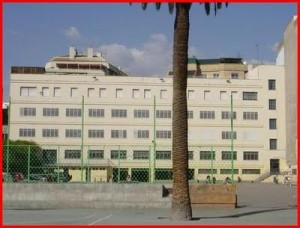 Colegio Maristas en Granada