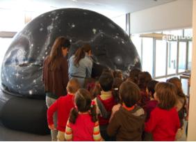 Planetario Explora estrellas