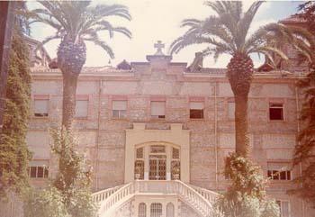 colegio sagrado corazon en Granada