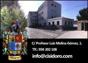 colegio san isidoro en Granada