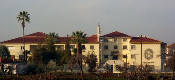 colegio santa maría en Granada