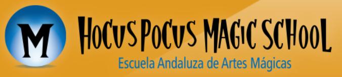 Escuela Hocus Pocus de Magia en Granada