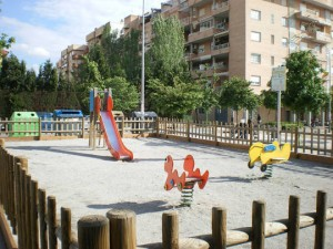 Plaza Alcazaba de Mirasierra
