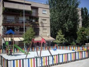 Plaza Inmaculada Niña