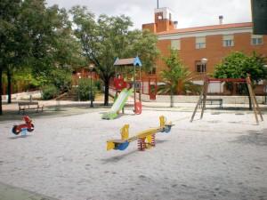 Plaza Parque Nueva Granada
