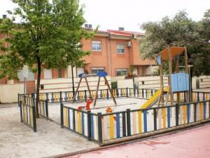 Plaza Parroco Jose Rodriguez