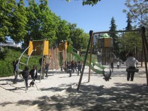 parque garcia lorca