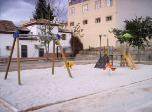 plaza maestra pilar gomez