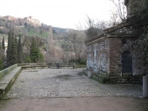 fuente del avellano en Granada