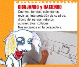 Taller dibujo niños Granada