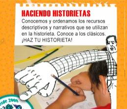 Taller historietas infantil Granada