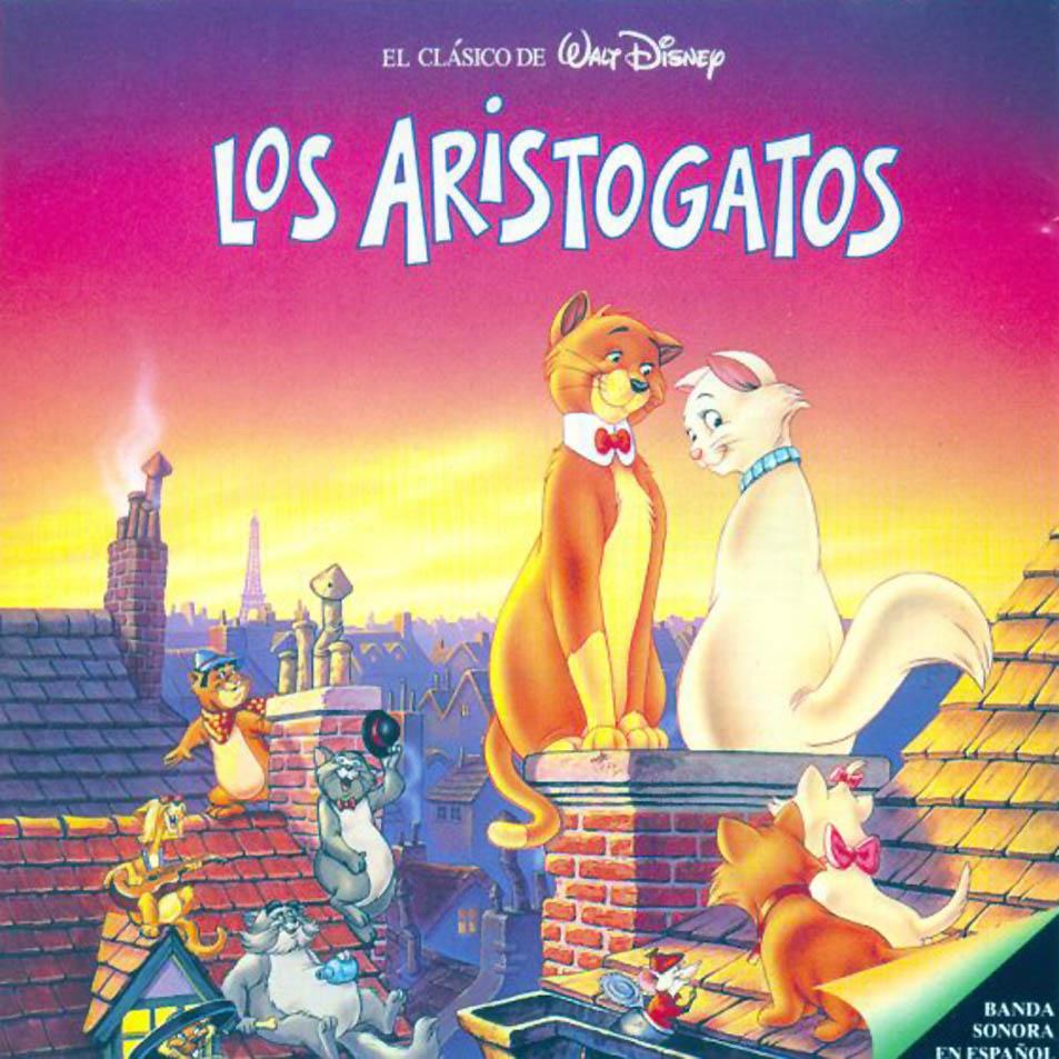 Todos quieren ser ya Gato Jazz (Los aristogatos) | MiniGranada